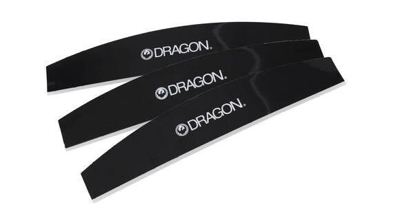 Dragon NFX Rapid Roll MudVisors 3er Pack